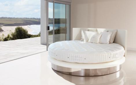 Boxspringbett luxus  Vi-Spring Island Boxspring Betten und Luxus Betten von VI-Spring ...