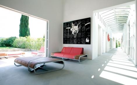 Designermöbel  Sitzbank exklusive Outdoor Designermöbel und Gartenmöbel von EGO ...