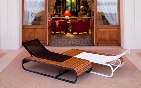 gartenliege exklusive outdoor designerm bel und gartenm bel von ego paris lifestyle und design. Black Bedroom Furniture Sets. Home Design Ideas