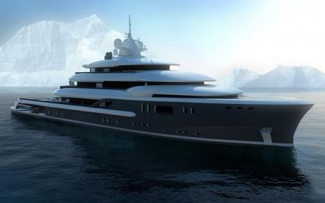 luxus yacht und boot design projekt explore von newcruise lifestyle und design. Black Bedroom Furniture Sets. Home Design Ideas
