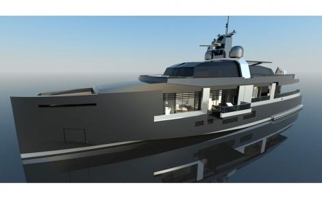 Yacht Und Boot Design Projekt Rebel Von Newcruise Lifestyle Und Design