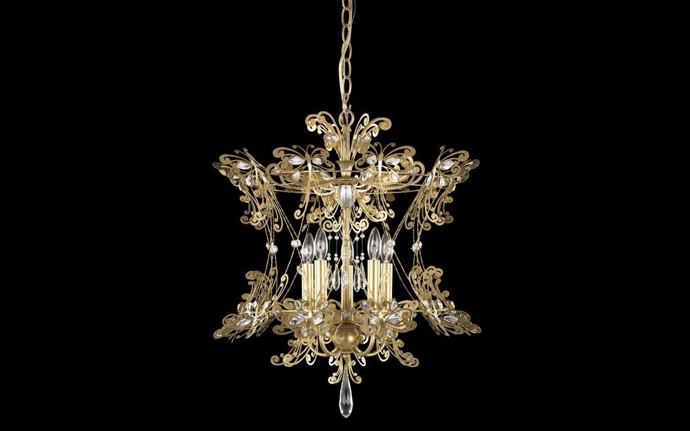 designer lampen und l ster aus kristall glas von schonbek lifestyle und design. Black Bedroom Furniture Sets. Home Design Ideas