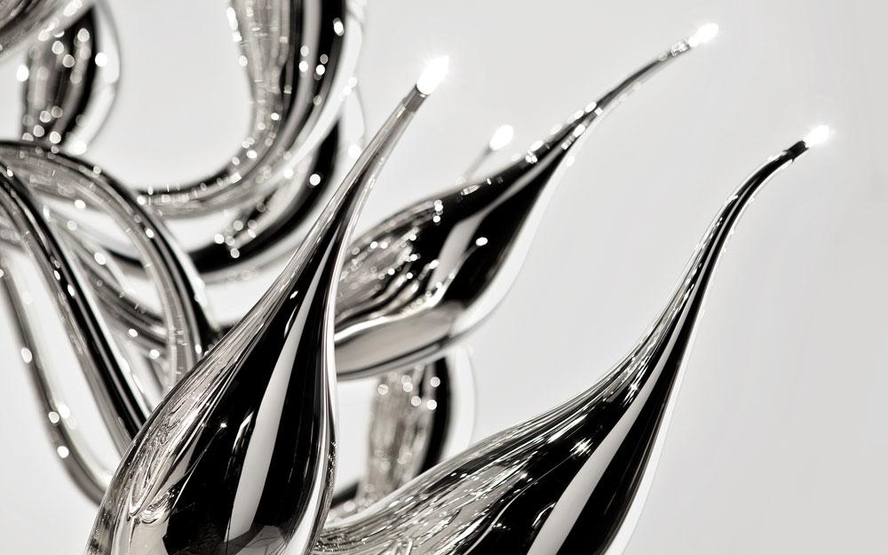 Kronleuchter Modern Jazz ~ Lu murano kronleuchter aus murano glas lifestyle und design