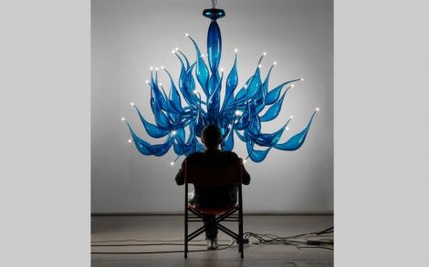 Lu Murano Kronleuchter ~ Lu murano kronleuchter aus murano glas lifestyle und design