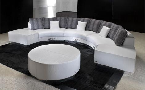 Designermobel sofa for Polstermobel ausstellungsstucke