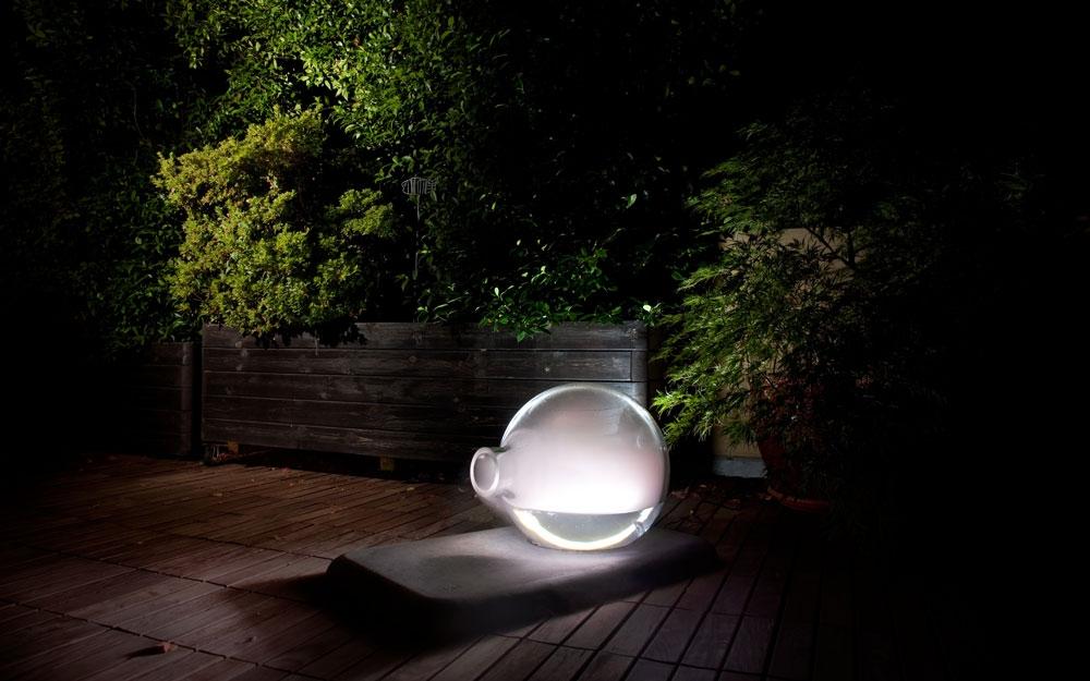 Italienische designer lampe von illumiluce lifestyle und for Italienische leuchten