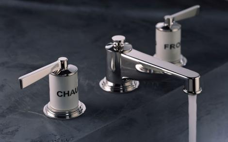 faubourg 3 loch waschtischbatterie von thg paris lifestyle und design. Black Bedroom Furniture Sets. Home Design Ideas