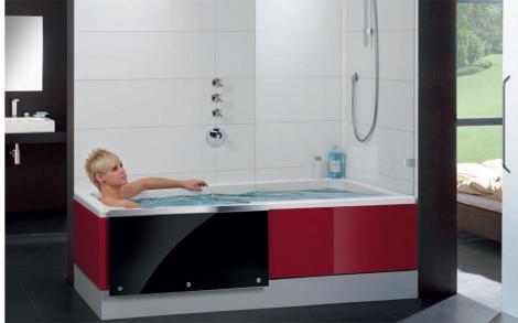 eine badewanne und dusche f r ihr badezimmer von repabad. Black Bedroom Furniture Sets. Home Design Ideas