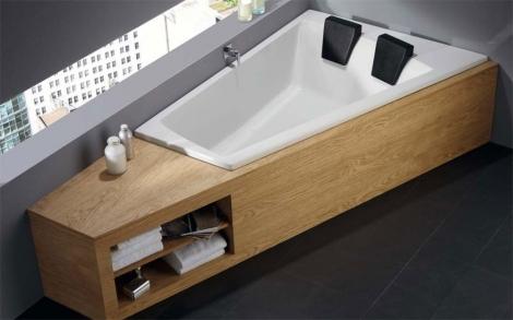 eine badewanne f r ihr design bad von repabad lifestyle. Black Bedroom Furniture Sets. Home Design Ideas