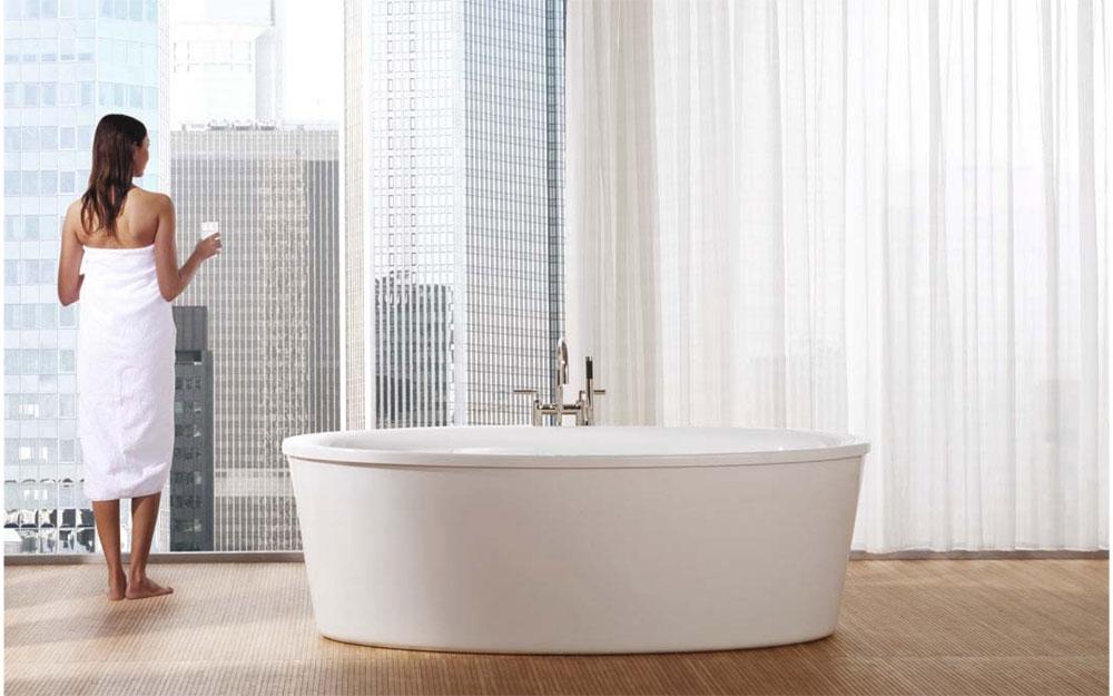 Badezimmer Dusche Oder Badewanne : Eine Badewanne und Dusche f?r Ihr Badezimmer von repaBad Lifestyle