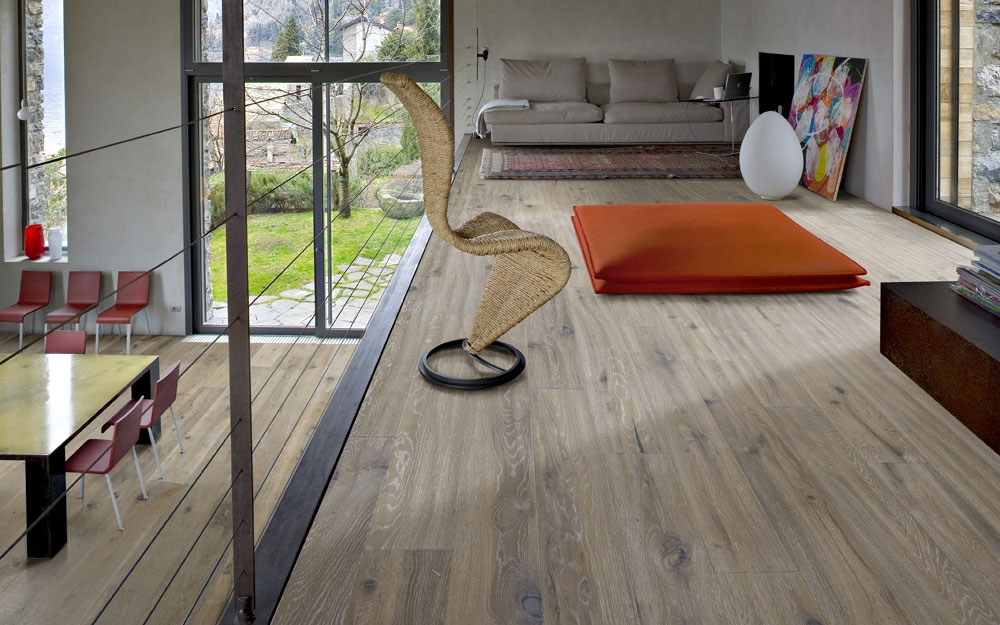 eiche unico parkett und dielenboden von k hrs lifestyle und design. Black Bedroom Furniture Sets. Home Design Ideas