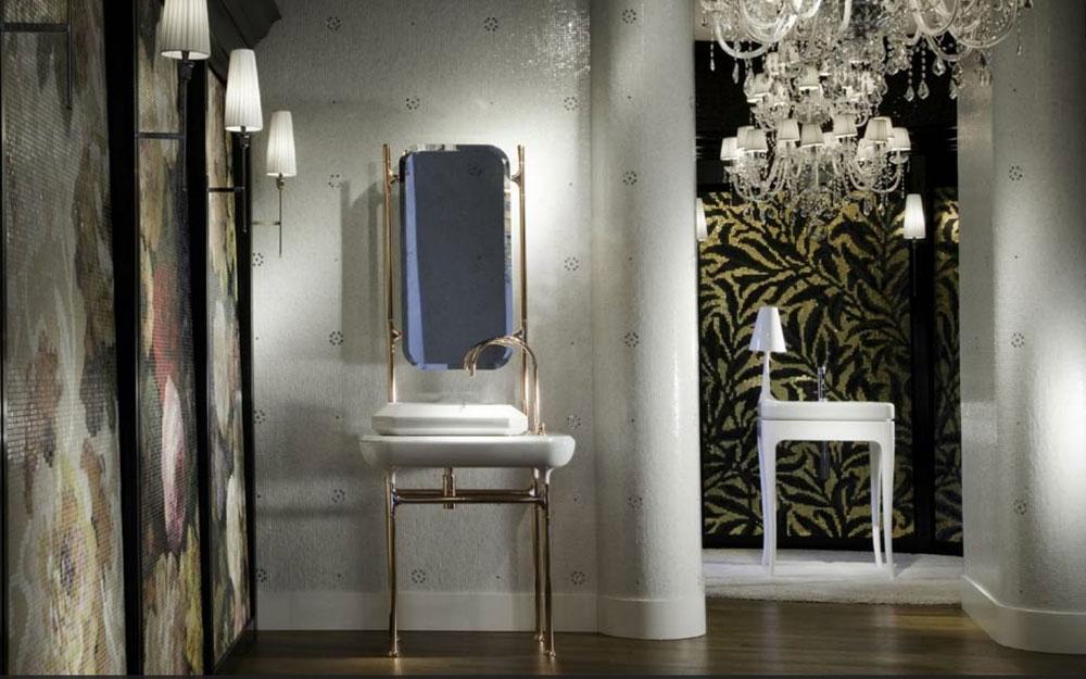 waschtisch uns spiegel specchi italienische luxus b der. Black Bedroom Furniture Sets. Home Design Ideas
