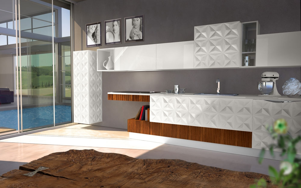 Edles Holzdesign für die Wohnwand von Bizzotto Italien | Lifestyle ...