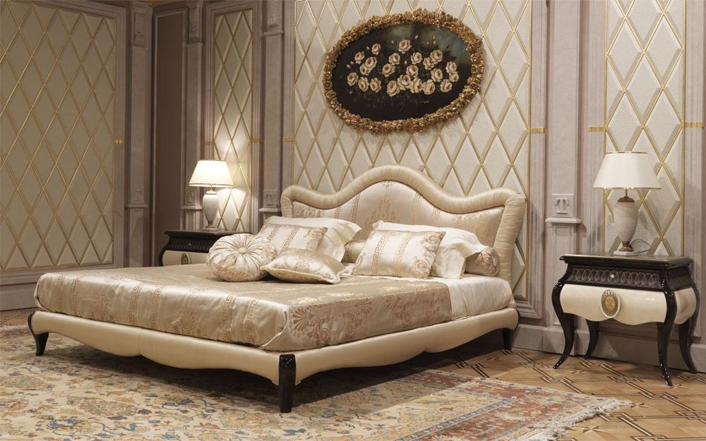 Doppelbett, italienische Möbel, Designer Möbel von TURRI Italien ...