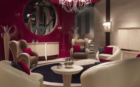 Wohnzimmertisch Und Sessel Italienische Möbel Von Turri Italien