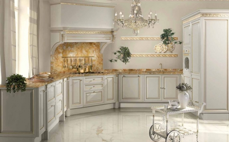 Luxus Küchen, exklusive Küchen, italienische Küchen von Angelo ...