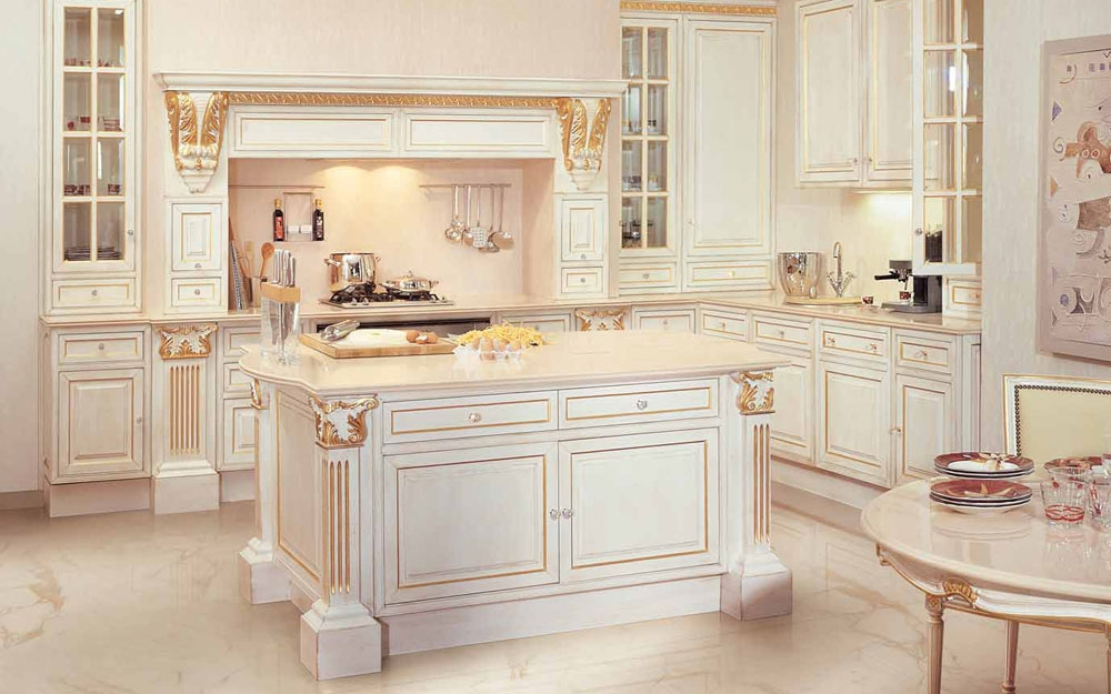 Exklusive italienische Küchen von Angelo Cappellini | Lifestyle und ...