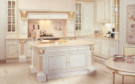 Luxus Küchen und edle Küchen von Angelo Cappellini aus