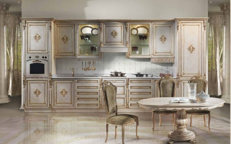 Luxus Küchen Von Angelo Cappellini