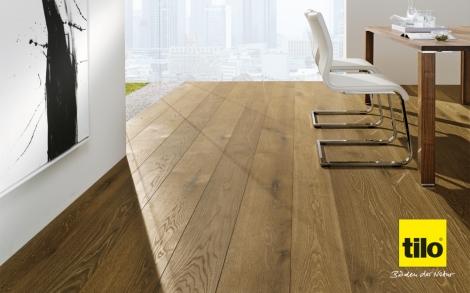 parkett holz boden von tilo lifestyle und design. Black Bedroom Furniture Sets. Home Design Ideas
