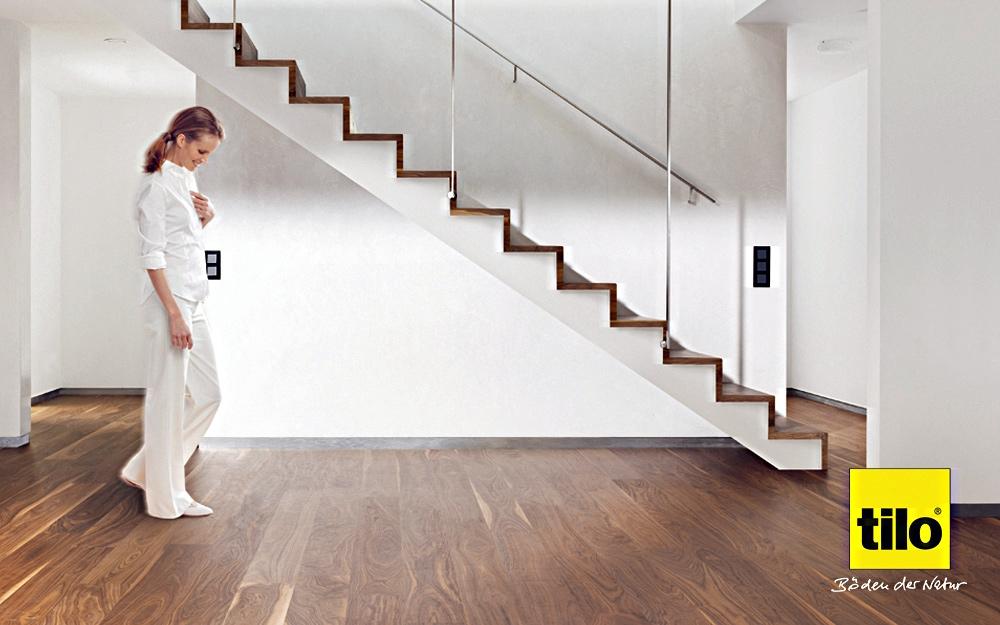 Design Treppe Holz Lebendig Aussieht ~ Home Design ...