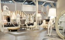 M bel und design wohnen und einrichten sofa couch for Stuhl design holland