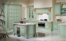 luxusküchen - antike küchen aus italen von angelo cappellini ... - Barock Küche